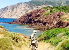 Enduro Sardegna - Sud Sardegna Iglesiente