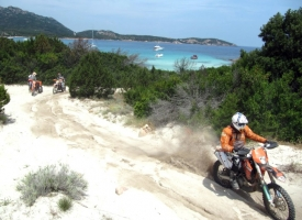 Enduro Sardegna - Olbia e Costa Smeralda